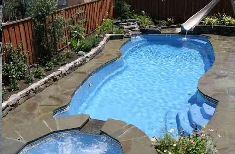 Blue Hawaiian Vienna 35 Pool Model