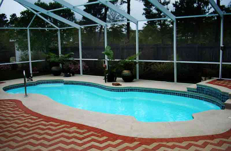 Inground Fiberglass Pools In Illinois