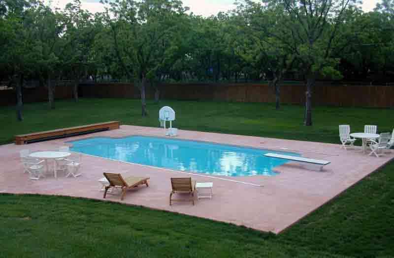 Where can i buy 7 plus feet deep fiberglass inground pool for Fiberglass pool kits