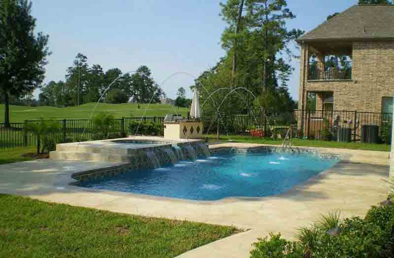 Fiberglass pool 2016 eagle model liberty composite for Fiberglass drop in pools prices