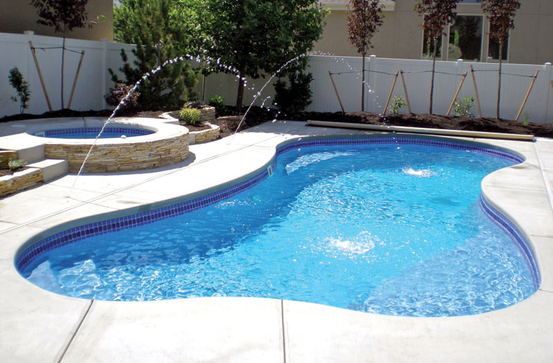 Inground pools fiberglass pools in new jersey and for Pool design hamilton