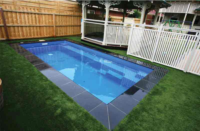Inground Fiberglass Swimming Pools In Illinois