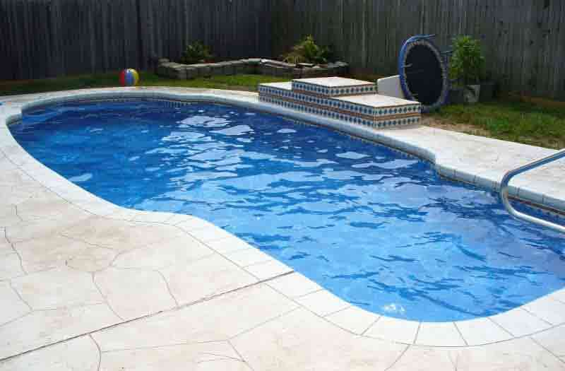 Fiberglass Pools Standard Fiberglass Pools Inground Pools