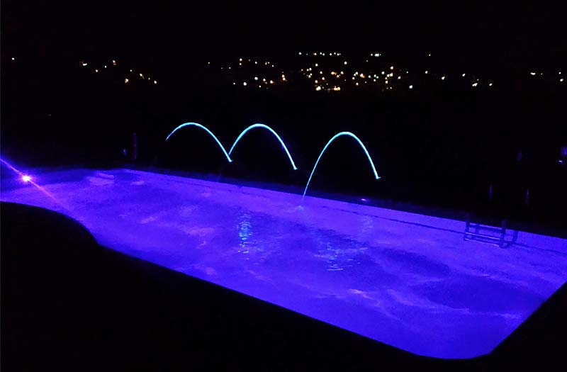 Inground pools fiberglass pools in new jersey and for Pool financing