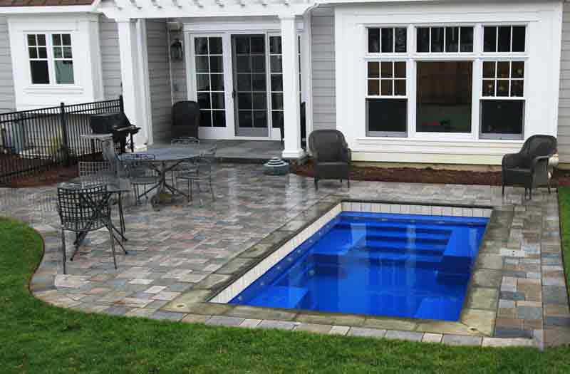 Photos of Spas & Small Patio Pools | Swimming Pool Now