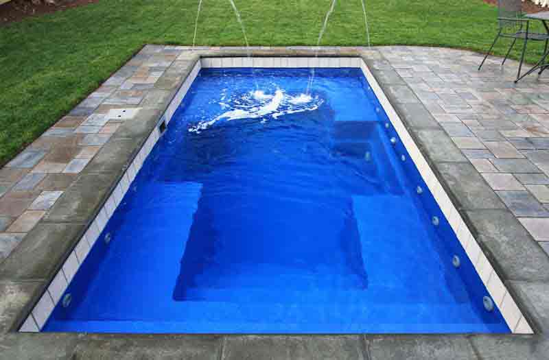 Inground Pools Fiberglass Pools In New Jersey And