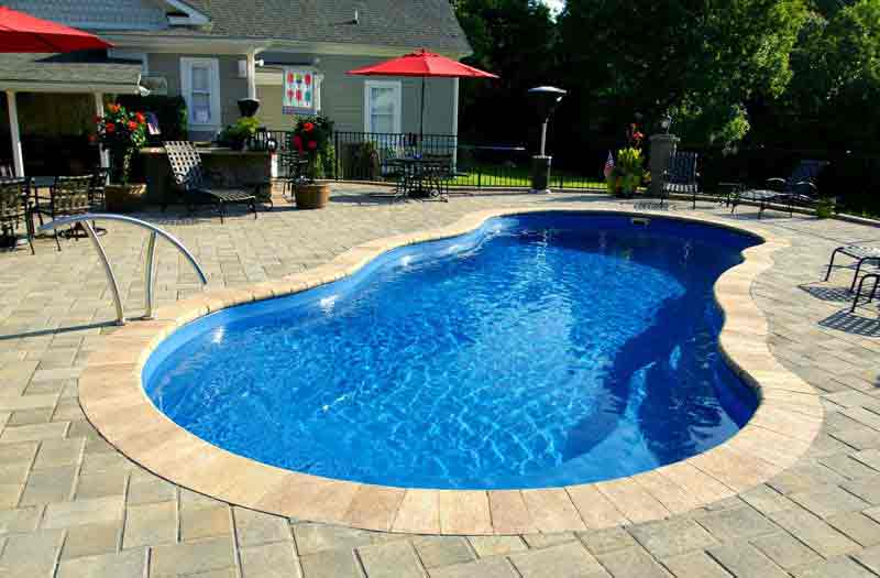 Fiberglass Pools Inground Swimming Pools In New Jersey