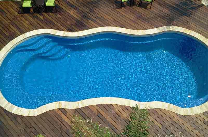 Leisure pools riviera 30 pool model - Riviera fiberglass pools ...