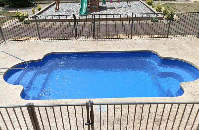 Leisure Pools Roman 23 Pool Model