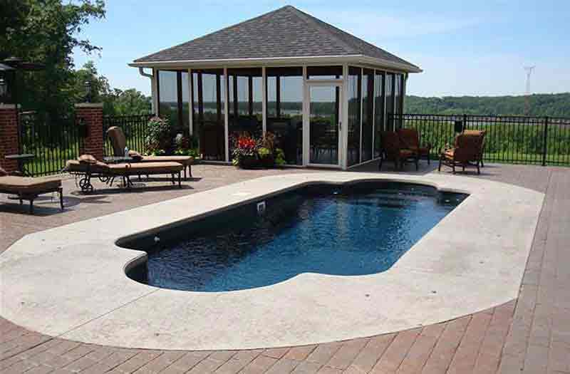 Leisure Pools Roman 28 Pool Model