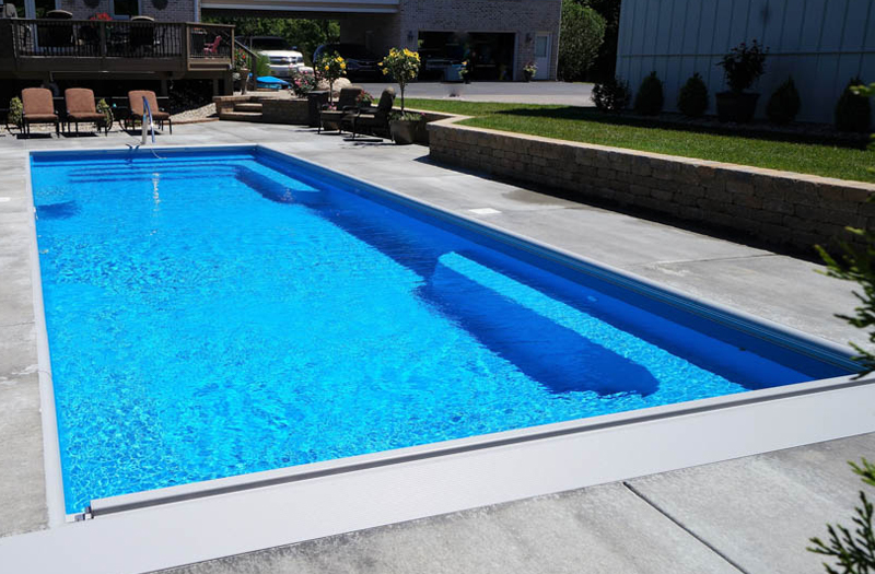 Fiberglass Pools Inground Swimming Pools In New Jersey