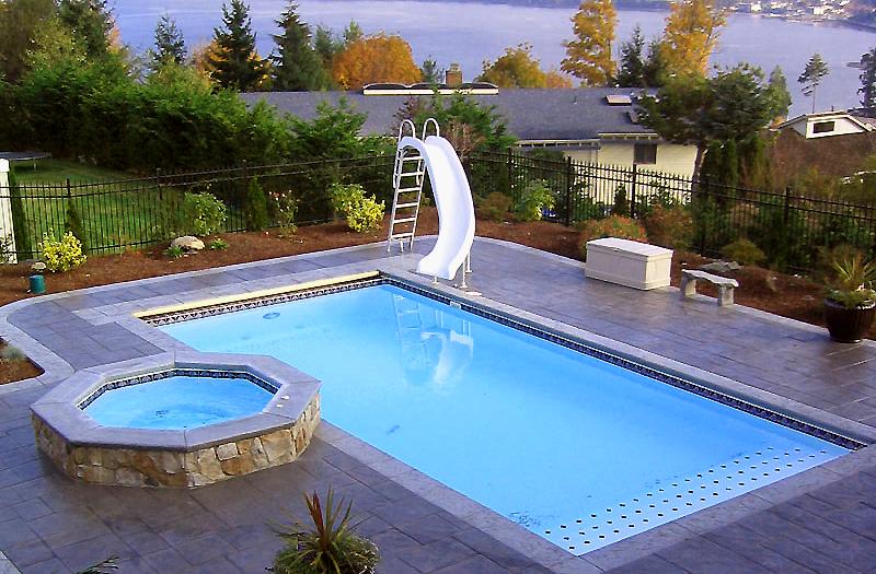 Fiberglass pools carbon fiber reinforced fiberglass for Pool design hawaii