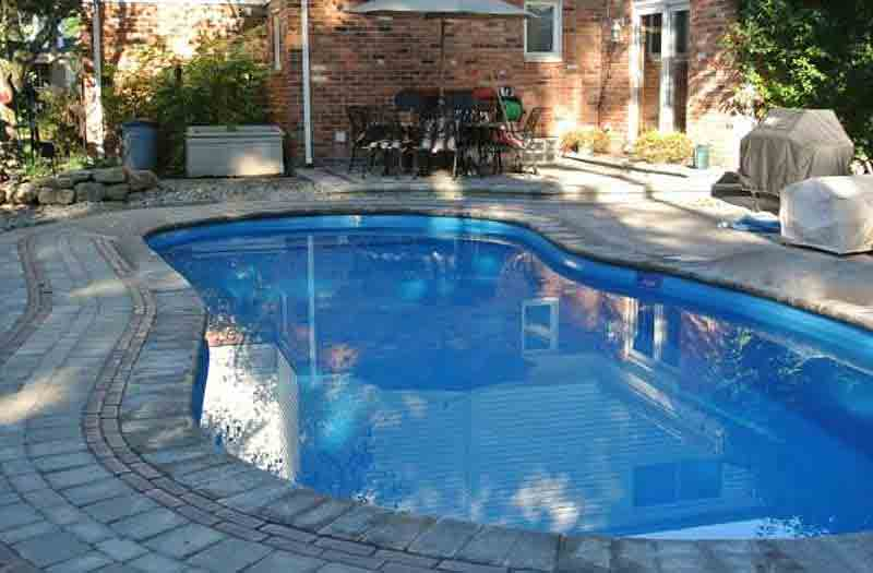 Viking Pools Fiji Pool Model