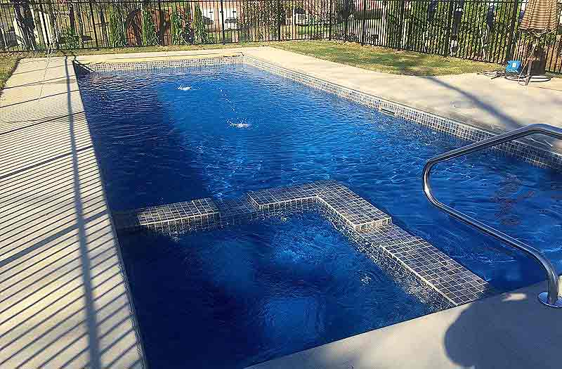 Leisure Pools Ultimate 40 Pool Model