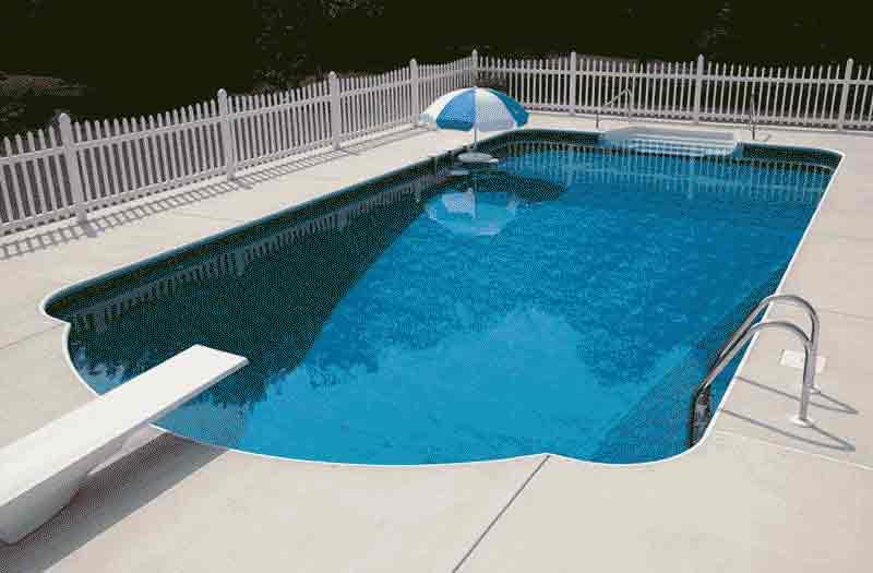 Inground Swimming Pools New Construction Refurbishment