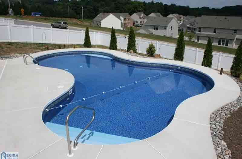 Main Vinyl Liner Pool Model By Kafko