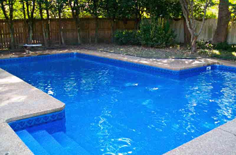 Modesto Vinyl Liner Pool Model By Kafko