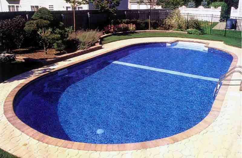 Inground swimming pools designs photo gallery swimming for Pool design utah