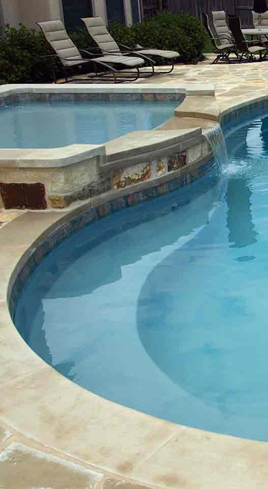 Inground pools fiberglass pools in new jersey and for Small pools for sale