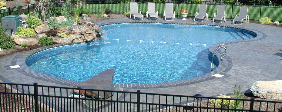 The differences between inground swimming pools swimming pool now for One piece inground swimming pool