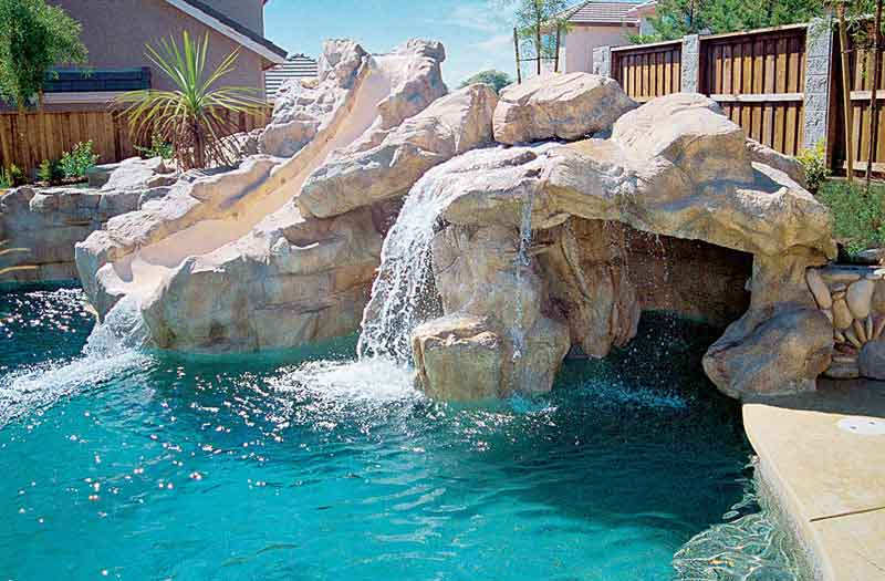 Cascades & Waterfalls | Swimming Pool Now