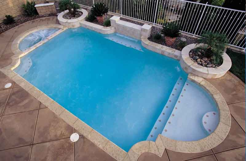 Pool coping swimming pool now for In ground pool coping ideas