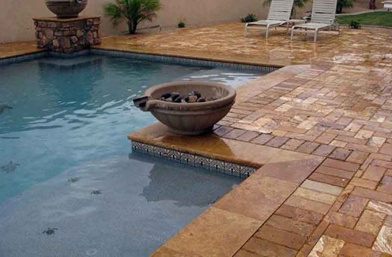 Stone Amp Tiles Swimming Pool Now